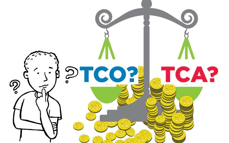 TCO vs. TCA