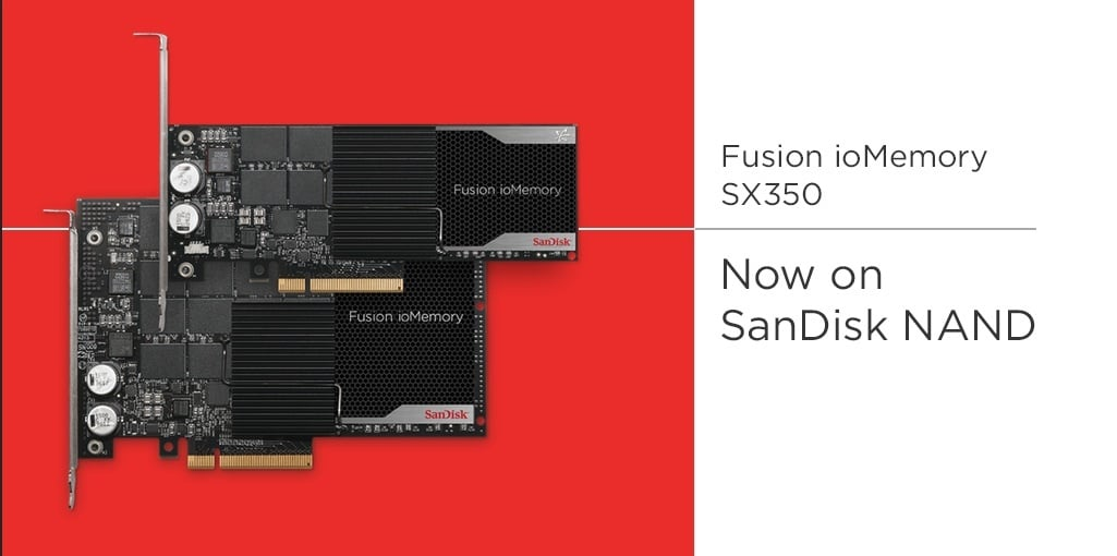 Fusion ioMemory and SanDisk® NAND: The Power of Better Together