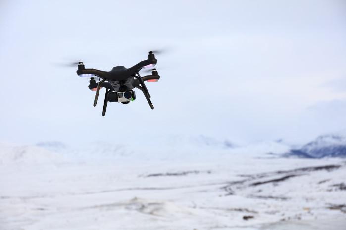 Drone in Flight 2