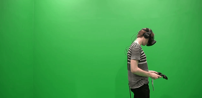 HTC Vive Demo 1 at Computex