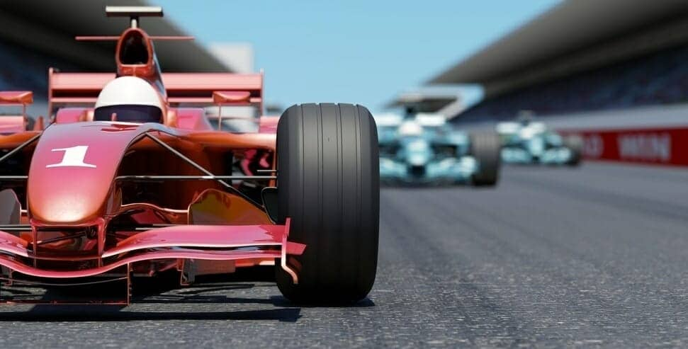 Big Data in the Driver's Seat: Motorsports Winning with SSDs