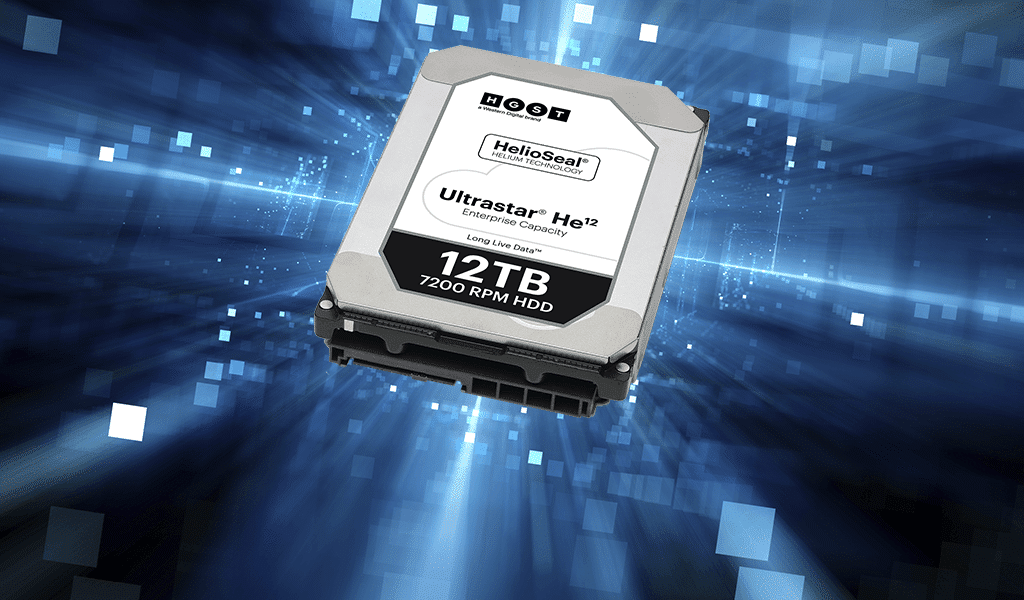 Have a Heaping Helping of 12TB storage!