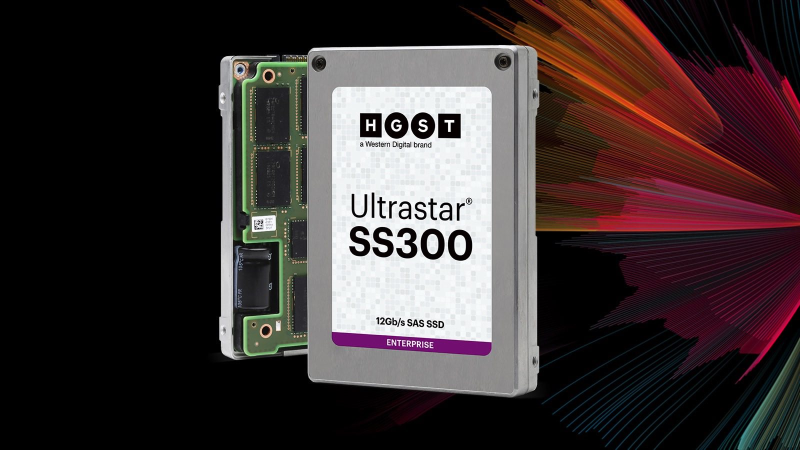 The Ultrastar® SS300 – Our Highest-Performing SAS SSD to Date