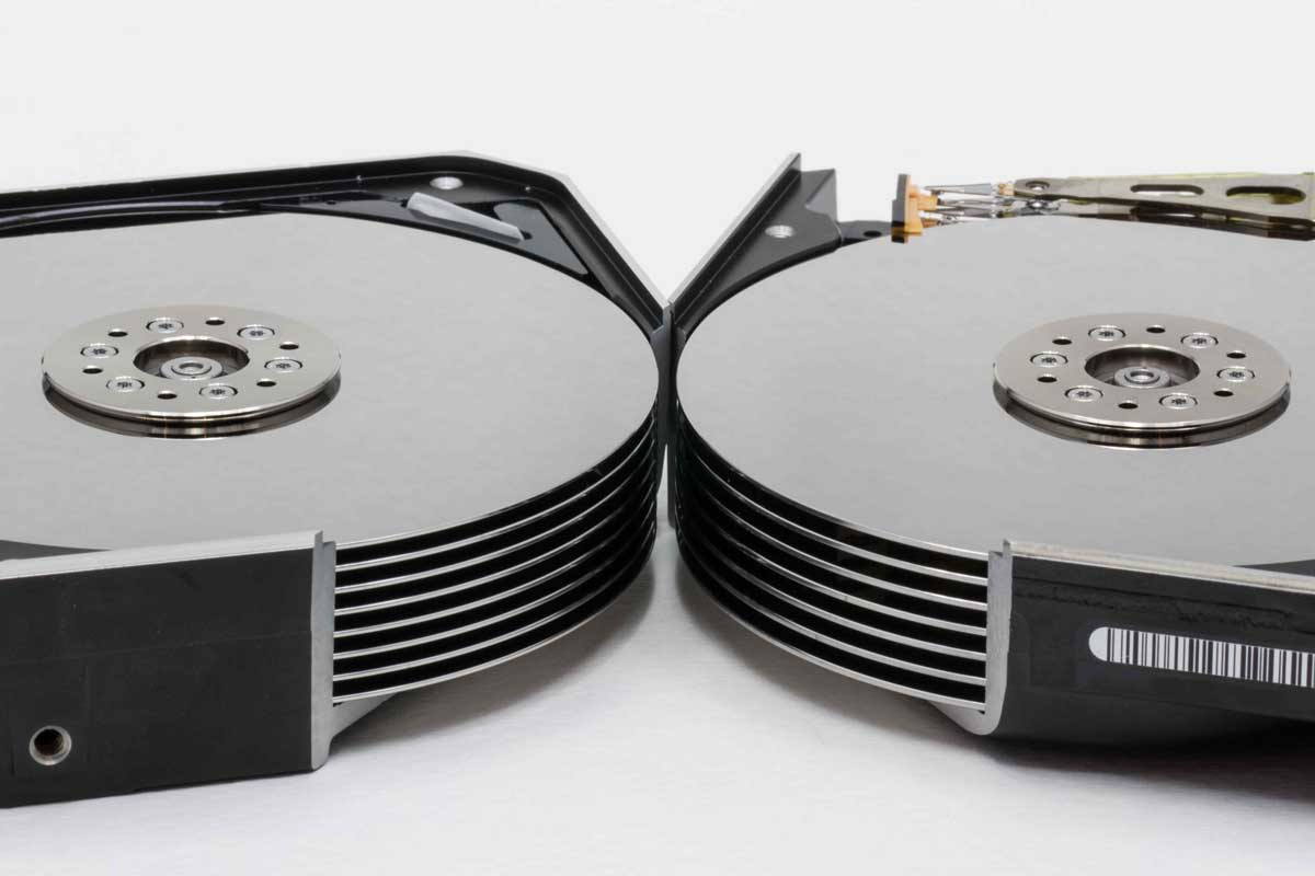 8-disk helium drive