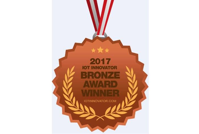 IoT Innovator Award logo
