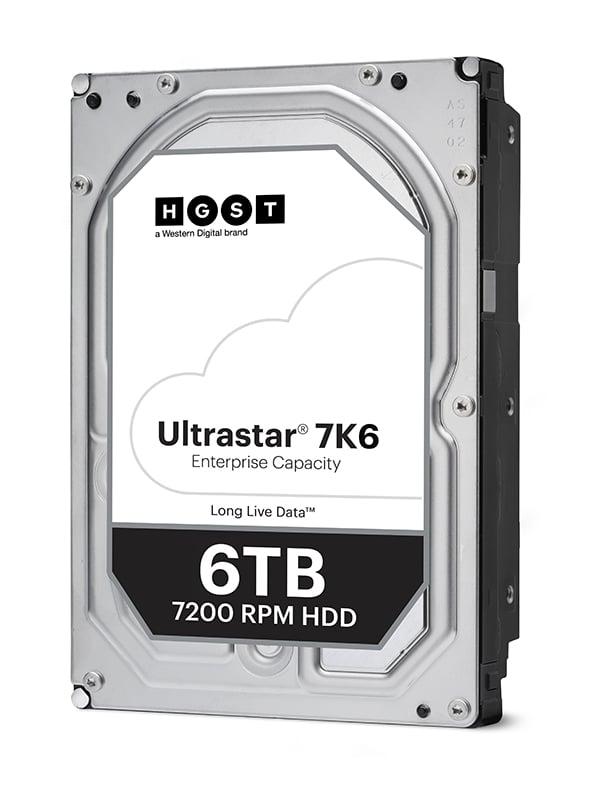 Ultrastar 7K6 hard disk drive