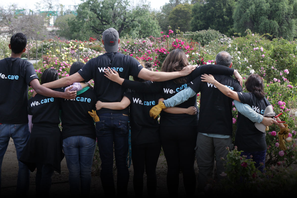 Why We.care at Western Digital