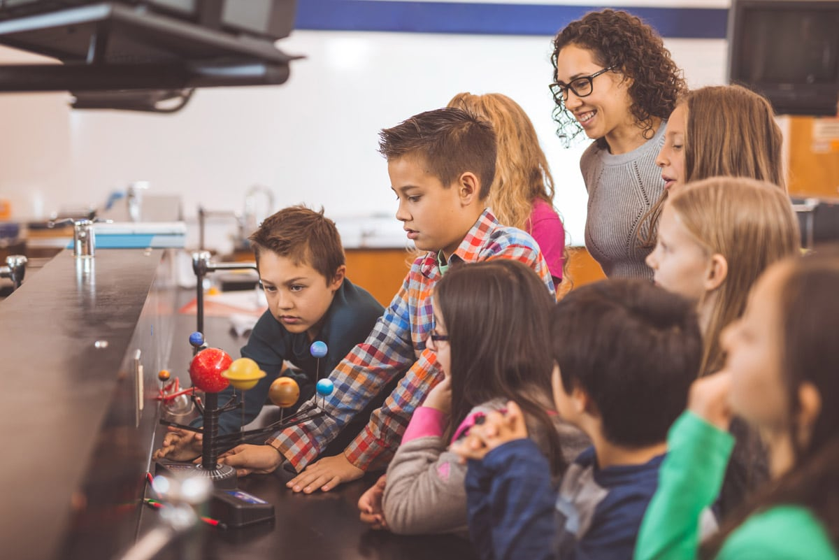 eMentoring STEM Students to Inspire & Drive the Future
