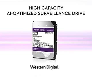 WD Purple 12 TB