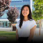 Alison, a 2018 Western Digital RAMP intern