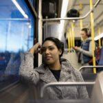predictive AI for autonomous buses