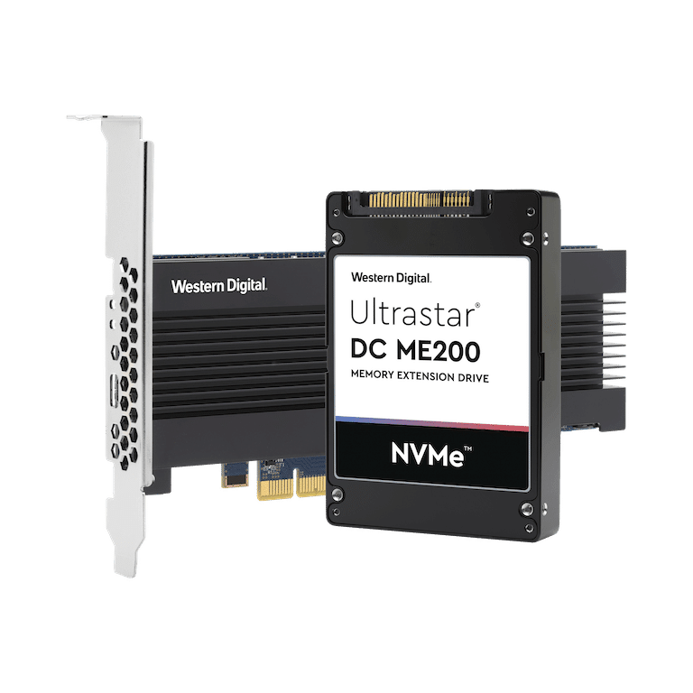 Ultrastar DC ME200 for in-memory computing