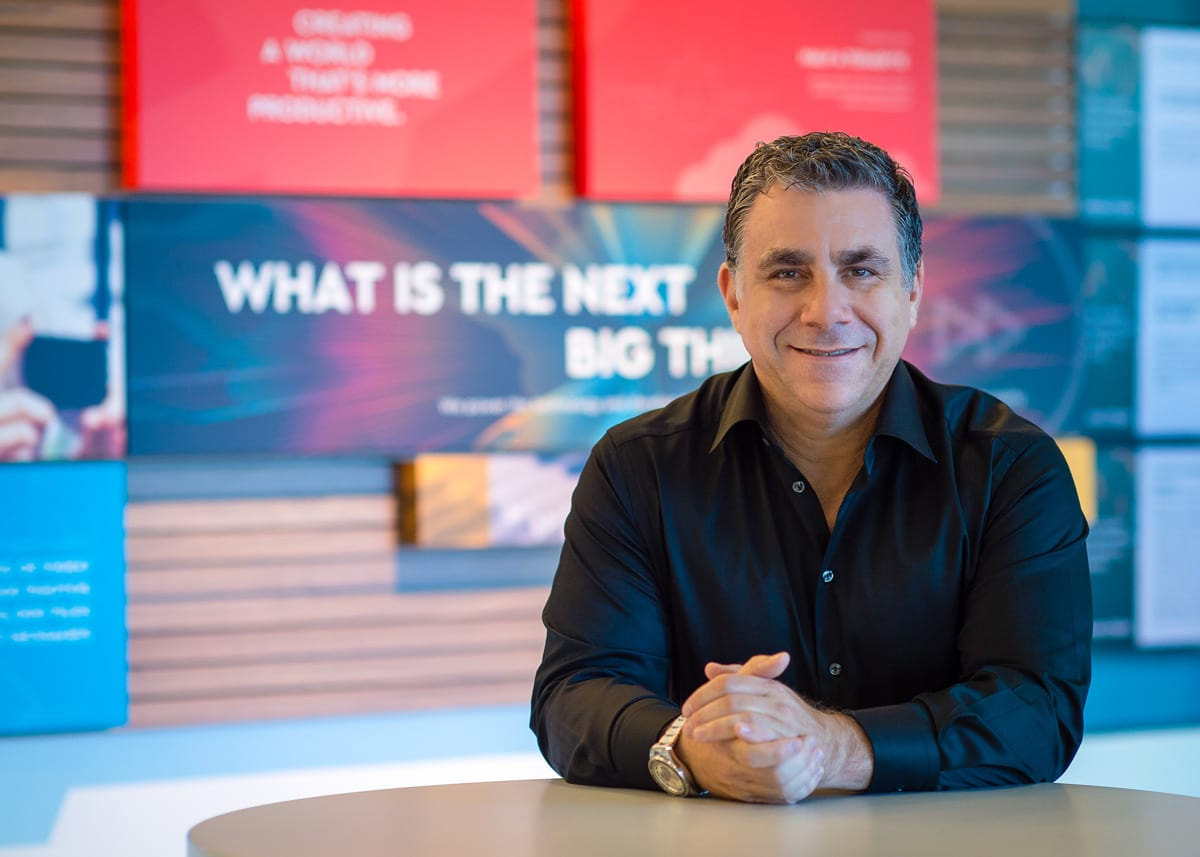 Western Digital President and COO Mike Cordano