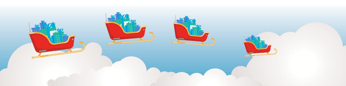 Santa's IoT data journey