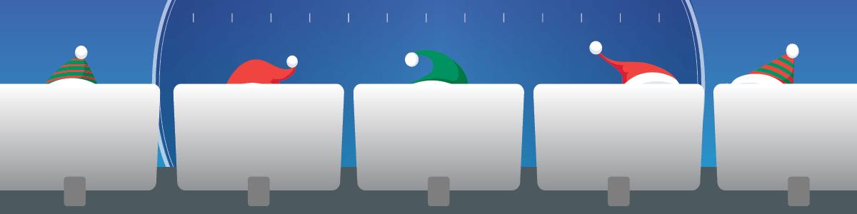 Santa's IoT data elves on their IoT journey