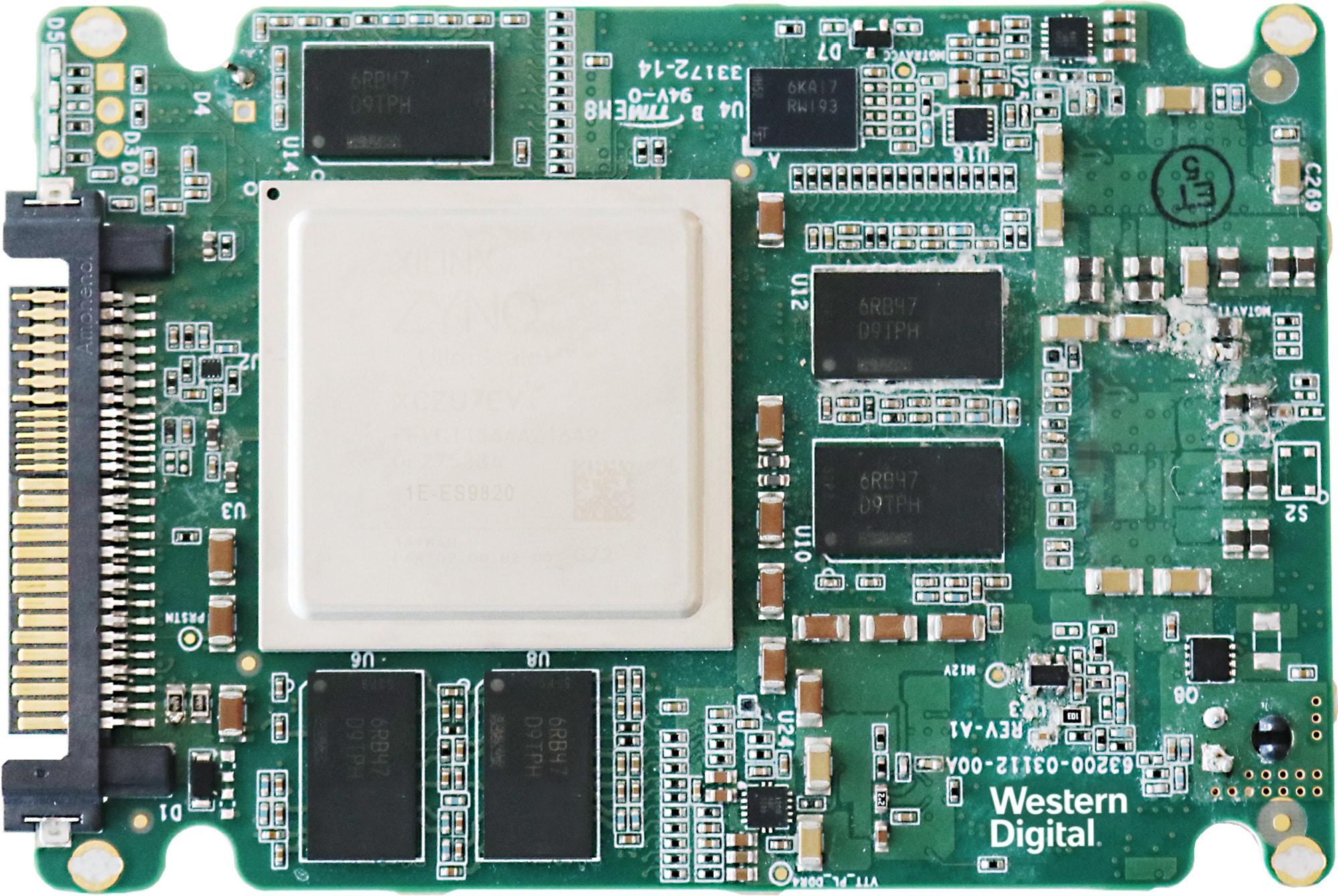 Western Digital machine learning accelerator