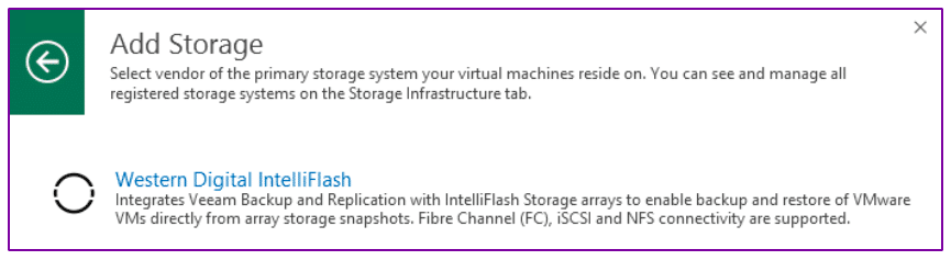 A Better Way to Backup with Veeam and IntelliFlash Arrays