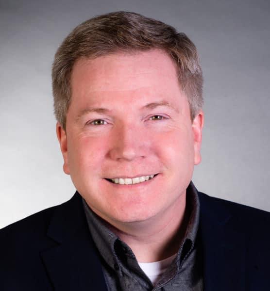 Michael Ray of Western Digital