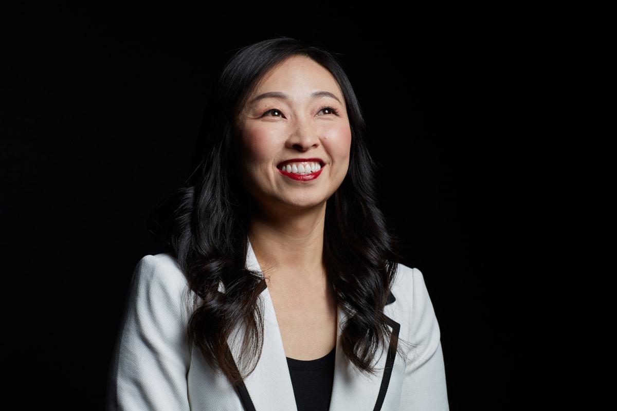 Susan Park of Western Digital