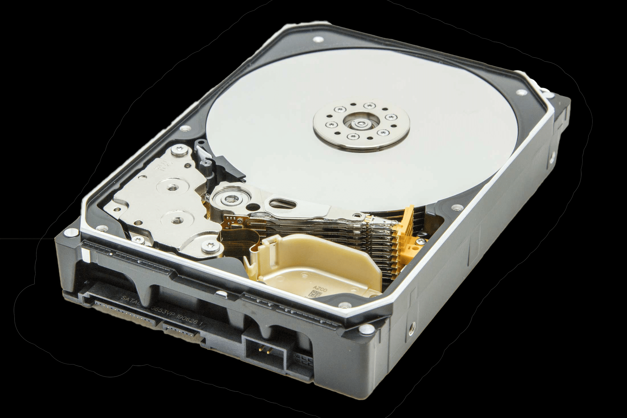Three Technologies that Make HDD Magic