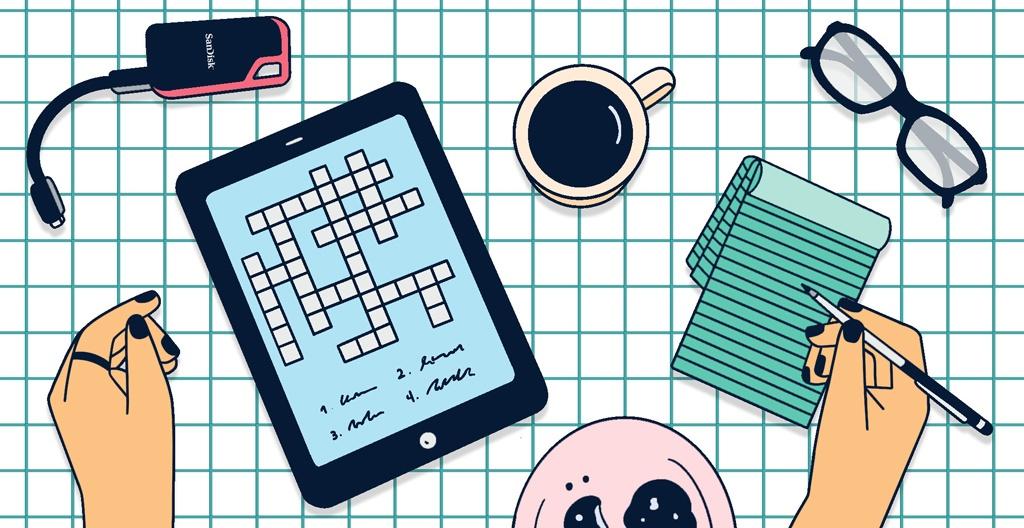 Nerd Alert! Hard Drive Puzzle – Win a Prize