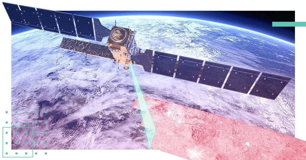 Data in Space: The Exabytes from Orbit