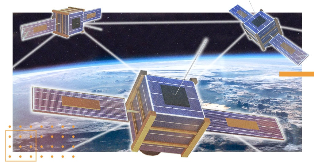 Data in Space: The Small Satellite Revolution